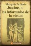 Descargar Justine, o los infortunios de la virtud de Marqués de Sade