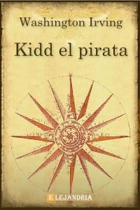 Kidd el pirata de Washington Irving