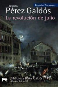 La Revolución de Julio de Benito Pérez Galdós