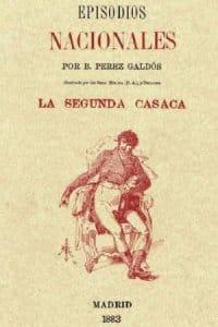 Descargar La Segunda Casaca de Benito Pérez Galdós