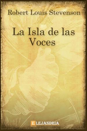 La isla de las voces de Robert Louis Stevenson