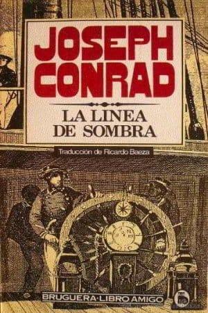 La linea de la sombra de Joseph Conrad