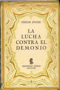 La lucha contra el demonio de Zweig, Stefan