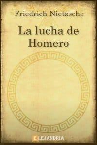 Descargar La lucha de Homero de Friedrich Nietzsche