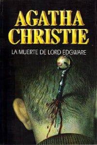 La muerte de Lord Edgware de Christie, Agatha