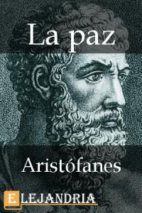 La paz de Aristófanes