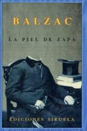 La piel de Zapa de Balzac, Honoré De