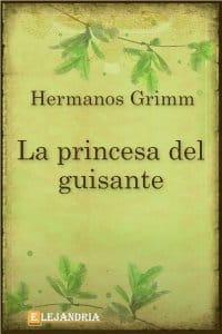 La princesa y el guisante de Hermanos Grimm