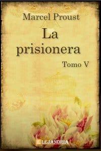La prisionera de Marcel Proust