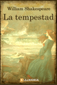 Descargar La tempestad de Shakespeare, William