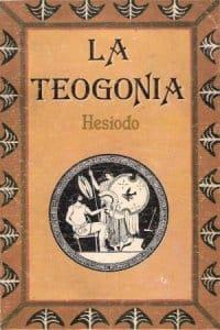La teogonía de Hesiodo