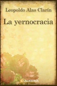 La yernocracia de Alas Clarín, Leopoldo