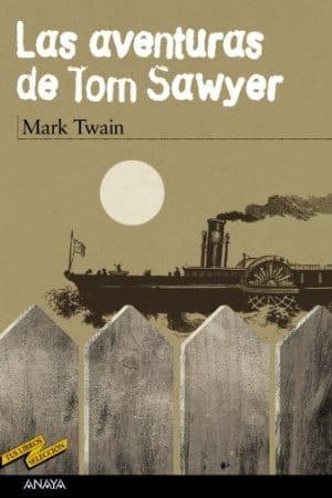 Descargar Las aventuras de Tom Sawyer de Twain, Mark