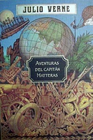 Las aventuras del capitán Hatteras de Verne, Julio