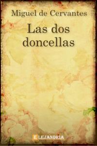 Descargar Las dos doncellas de Cervantes, Miguel