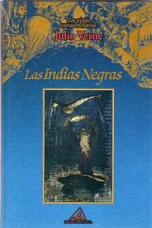 Descargar Las indias negras de Verne, Julio