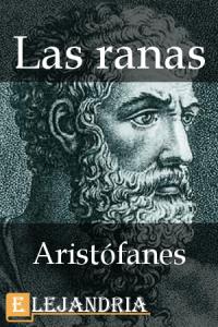 Las ranas de Aristófanes