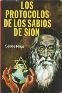 Descargar Los protocolos de los sabios de Sión de Sergei Nilus