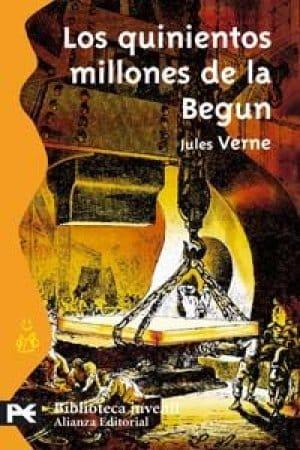 Descargar Los quinientos millones de la begún de Verne, Julio