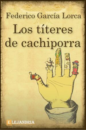 Los títeres de cachiporra de García Lorca, Federico