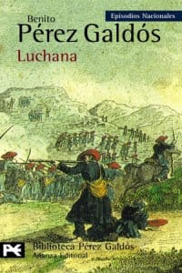 Luchana de Benito Pérez Galdós