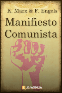 Manifiesto comunista de Marx, Karl