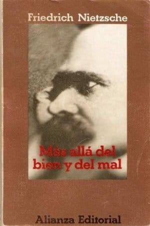 Más allá del bien y del mal de Kafka, Franz