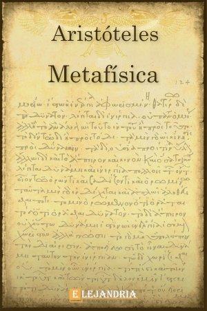 Descargar Metafísica de Aristóteles