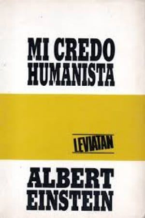 Descargar Mi credo Humanista de Einstein, Albert