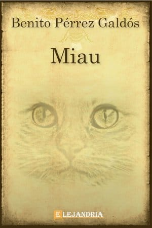 Miau de Benito Pérez Galdós
