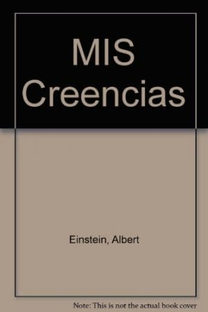 Descargar Mis Creencias de Einstein, Albert