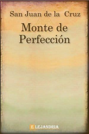 Monte de perfección de San Juan de la Cruz