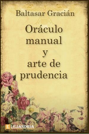 ▷ Libro Oráculo manual y arte de prudencia gratis en PDF y ePub - Elejandría