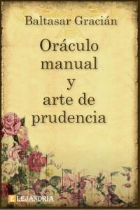 Descargar Oráculo manual y arte de prudencia de Baltasar Gracián