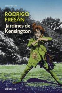 Peter Pan en los Jardines de Kensington de J. M. Barrie