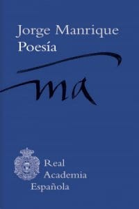 Poesía (Seleccion) de Jorge Manrique