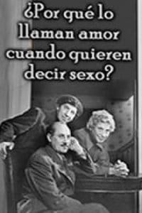 ¿Por que lo llaman amor cuando quieren decir sexo? de Marx, Groucho