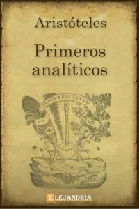 Primeros analíticos de Aristóteles