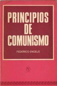 Principios del Comunismo de Friedrich Engels