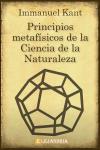 Descargar Principios metafísicos de la Ciencia de la Naturaleza de Immanuel Kant