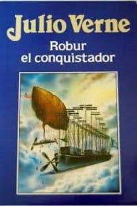 Robur el conquistador de Verne, Julio