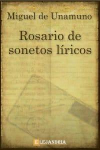Descargar Rosario de sonetos líricos de Unamuno, Miguel