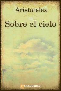Sobre el cielo de Aristóteles