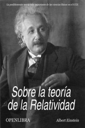 Sobre la teoria de la relatividad de Einstein, Albert