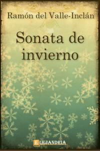 Sonata de invierno de Ramón María del Valle-Inclán