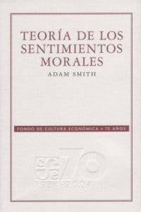 Teoría de los sentimientos morales de Adam Smith