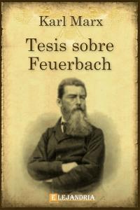 Tesis sobre Feuerbach de Marx, Karl