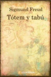 Tótem y tabú de Sigmund Freud