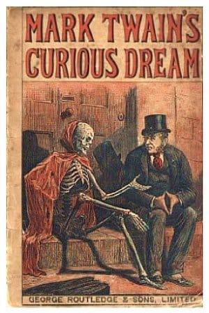 Un sueño raro de Mark Twain