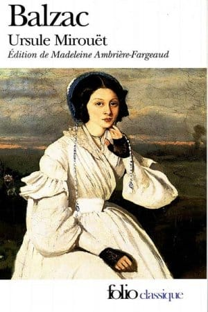 Ursule Mirouët de Balzac, Honoré De